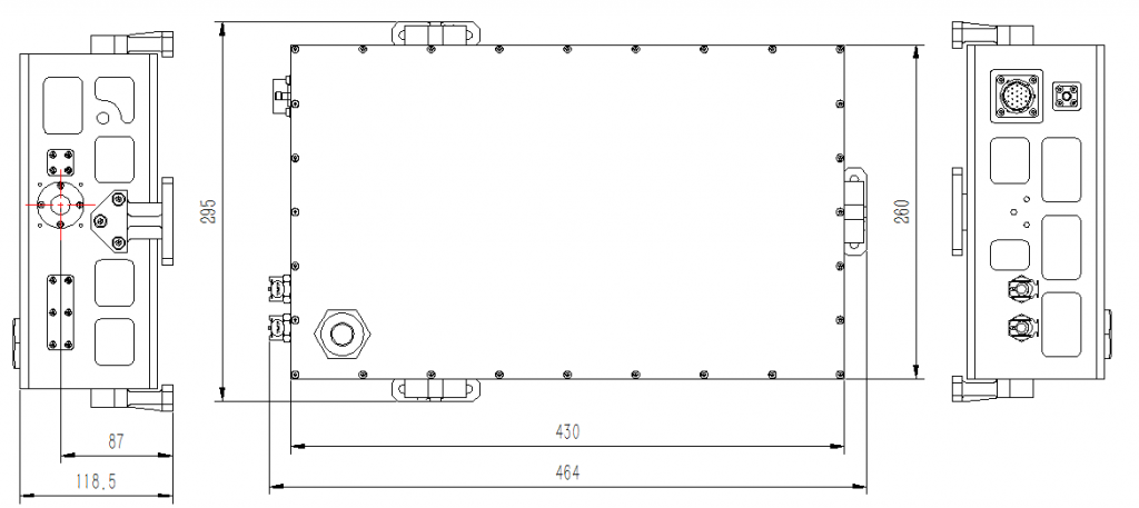 1197nm laser structure - DPSSL crylink