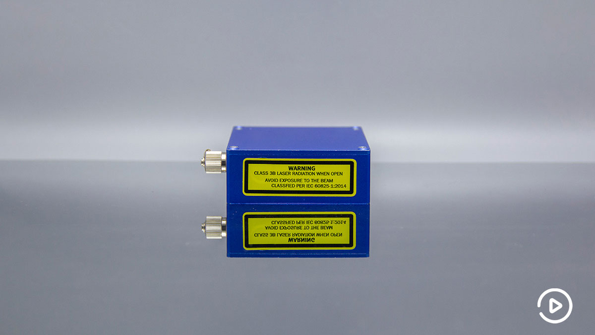 450nm-Laser -DPSSL CRYLINK