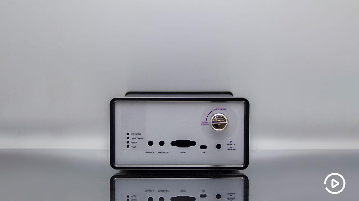 633nm-Laser -DPSSL CRYLINK