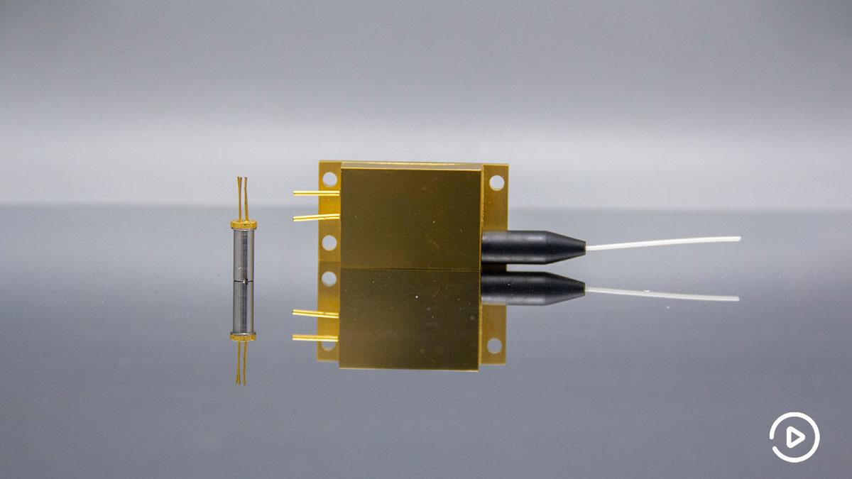 650nm-Laser -DPSSL CRYLINK