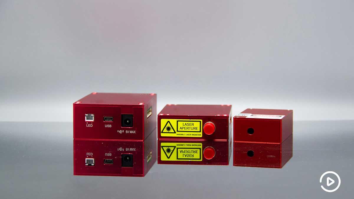658nm-Laser -DPSSL CRYLINK